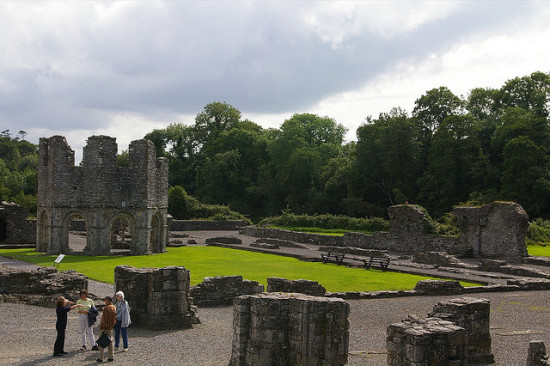 Mellifont Abbey, County Meath, Ireland