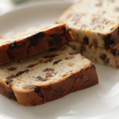 A Traditional Treat Served Warm For Halloween: Barmbrack Recipe