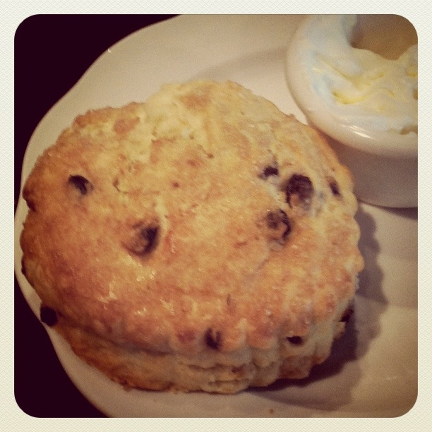Scone & cream at McCathy's www.donegalsquare.com