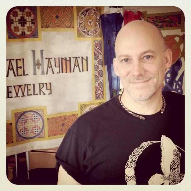 Michael from www.haymancelticjewelry.com.