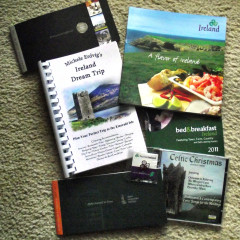 Giveaway: Plan Your Ireland Dream Trip