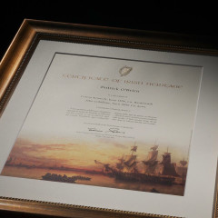 Ireland Unveils the Certificate of Irish Heritage