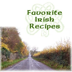 Giveaway: Favorite Irish Recipes