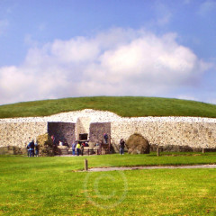 Newgrange Winter Solstice