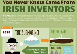 10 Weird Things You Never Knew Came from Irish Inventors
