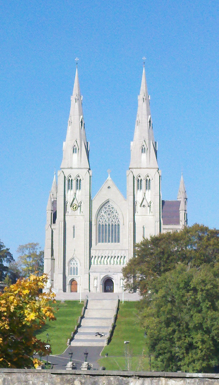 Roman Catholic St. Patrick's in Armagh