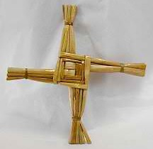 St. Brigid… Ireland's Other Patron Saint