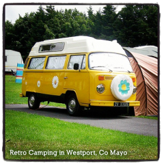 Q & A: Caravans, Camping, and Glamping in Ireland