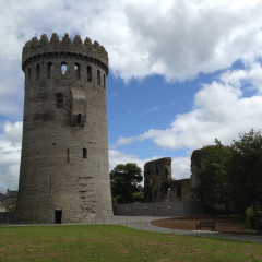 A Visit to Nenagh Castle