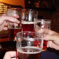 The Irish Tradition of Buying Rounds in a Pub