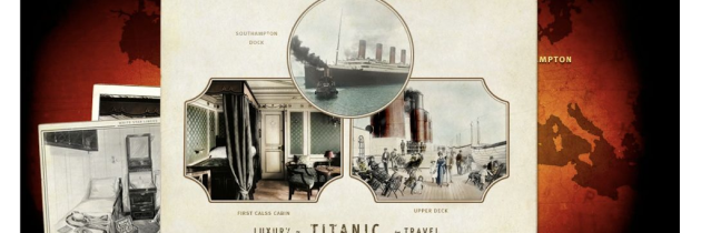 Download the Titanic iBook for FREE