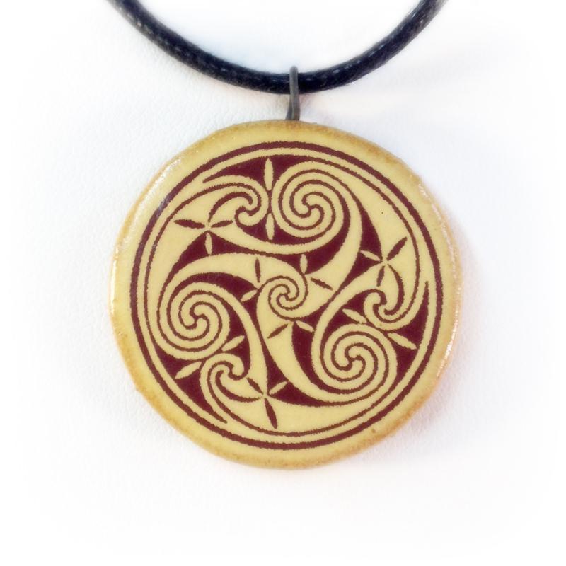 Celtic Circle Pendant