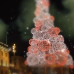 Christmas in Dublin: Video Postcard