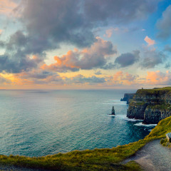 Artists Eye: Ireland's West Coast Before Sunset