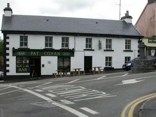 Pat Cohan's Pub, Cong
