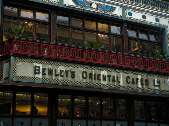 Bewley's Grafton Street Café. - Photo by Alanah McKillen