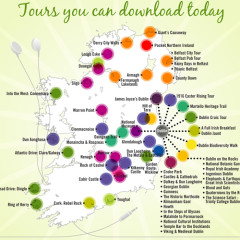 Ireland Audio Tours You Can Download Today