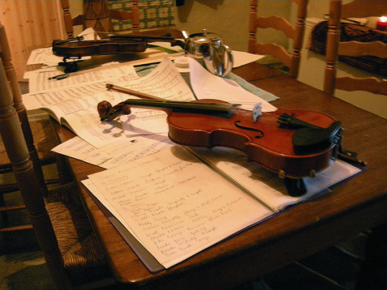fiddle session tony's