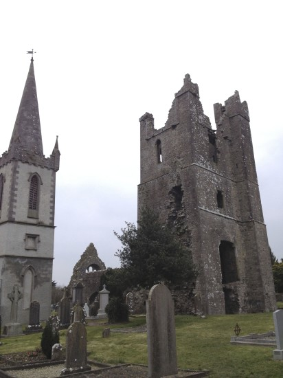 Duleek, County Meath, photo by Cindy Thomson