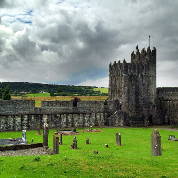 Fethard Medieval Walls, Co Tipperary