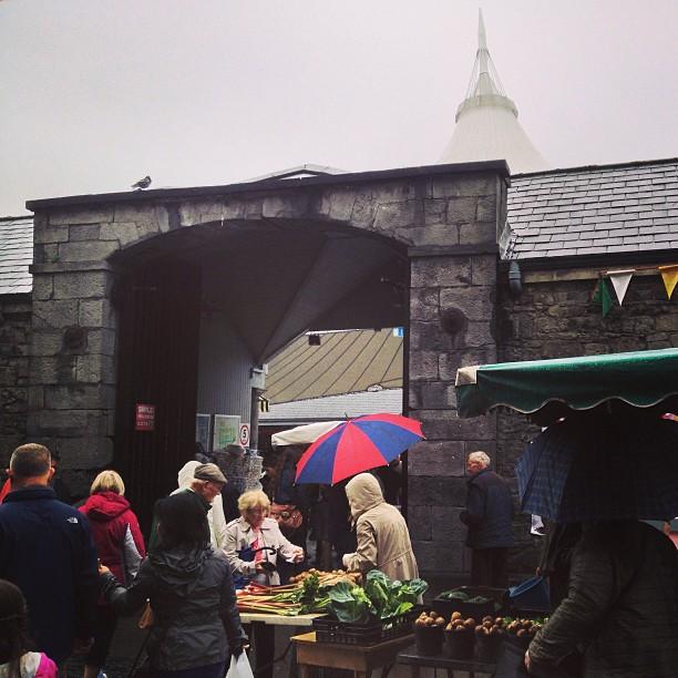 Milk Market, Limerick