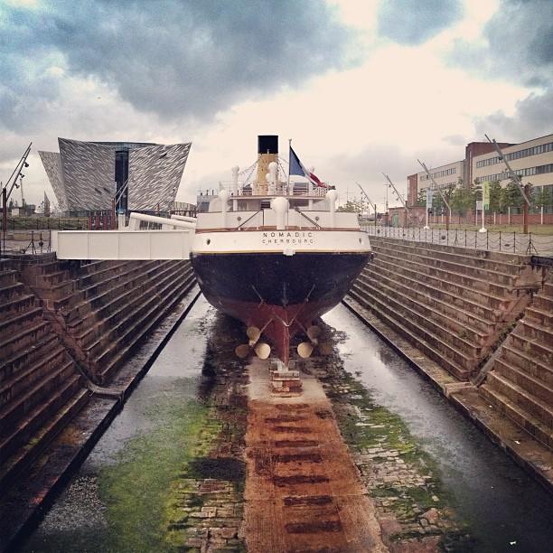 SS Nomadic – Belfast