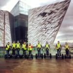 Segway Titanic Tour, Belfast