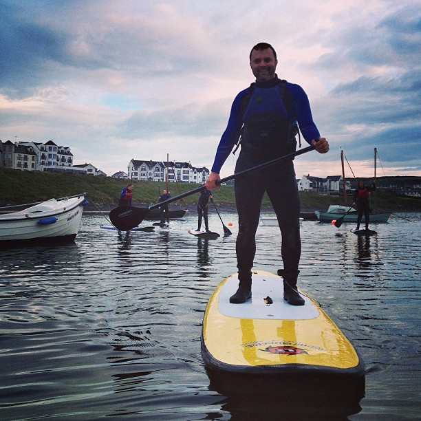 Stand Up Paddle Boarding – Co Antrim