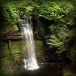 Glencar Waterfall, Co Leitrim