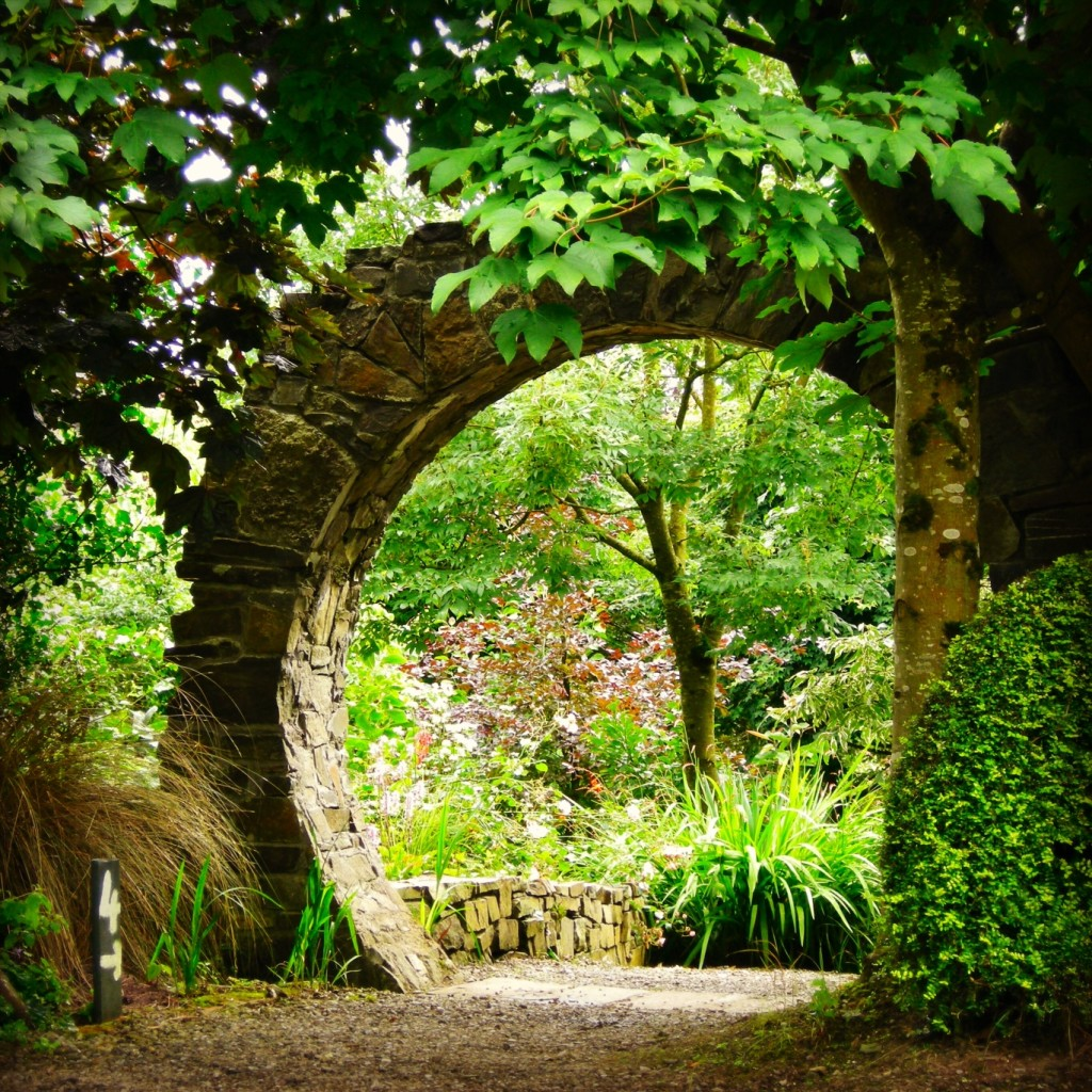 Knockpatrick irish fireside travel and culture for Garden designs ie