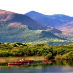 The Lakes of Kilkarney, Co Kerry