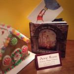 My Secret Santa Anne from California sent me her very own CD of her harp music! I love it, Thank you! -- Angela in Florida