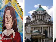 An American in Belfast: The Amateur Traveler Talks About Titanic, Murals, Meals, and More – AUDIO