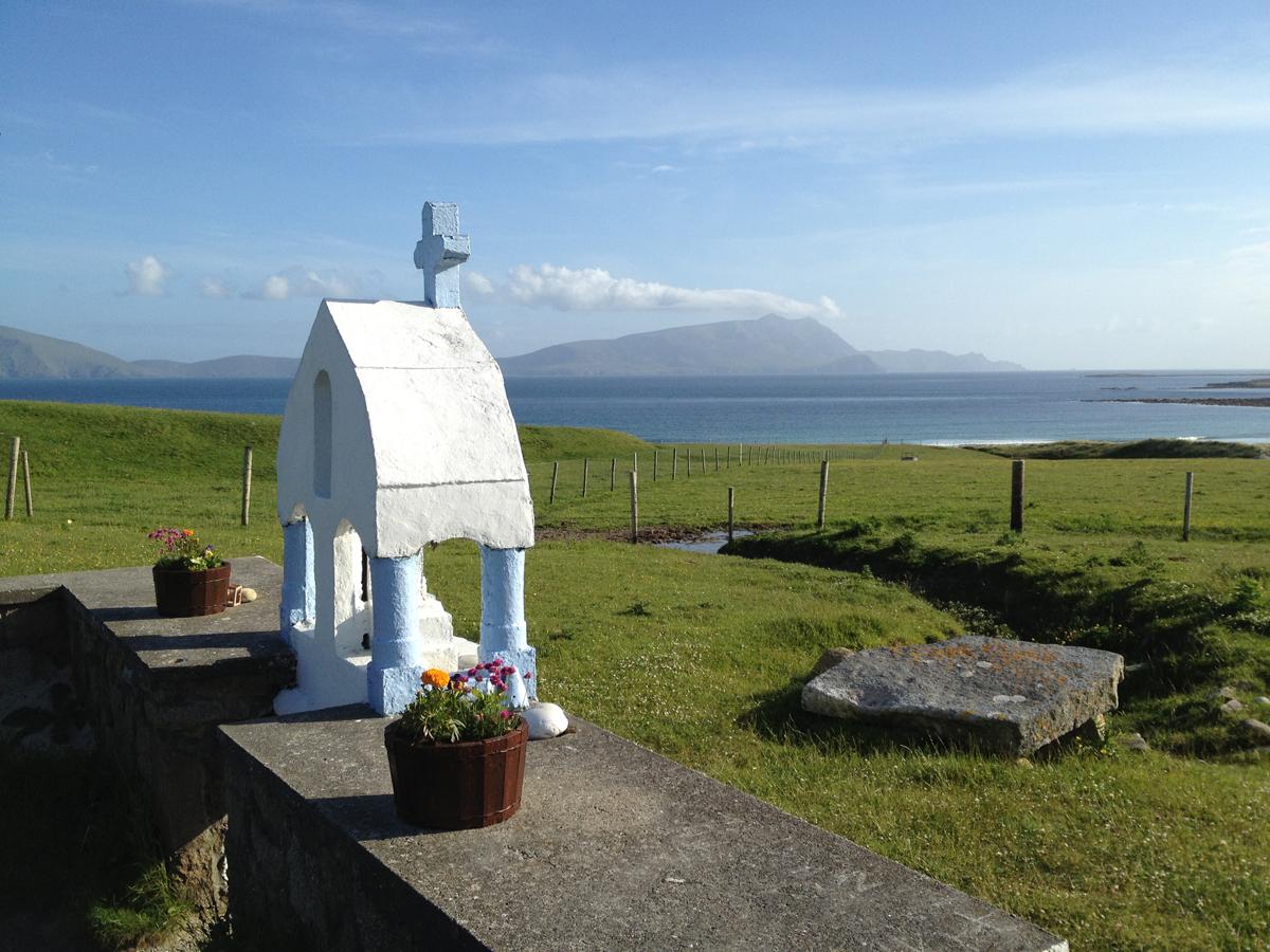 St Dervla's Well, Bellmullet Peninsula, Co Mayo
