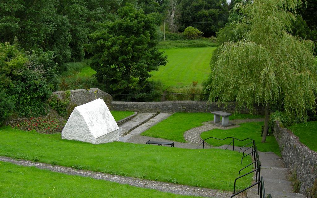 Kenny's Well in Kilkenny