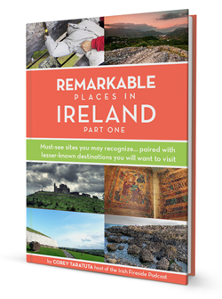 Remarkable Places in Ireland eBook Cover