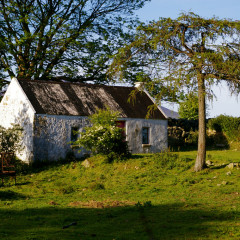 There's Something About an Irish Cottage