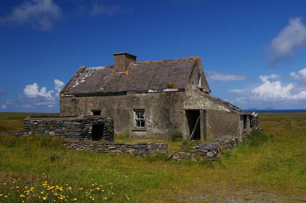Valencia Island, County Kerry