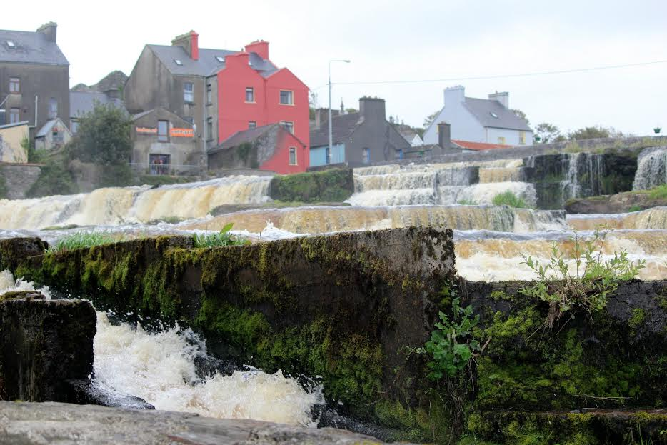 The Falls in Ennistymon, Co Clare
