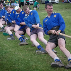 My Introduction to Irish Tug-of-War