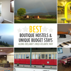 Best Boutique Hostels and Unique Budget Stays Along Ireland's Wild Atlantic Way