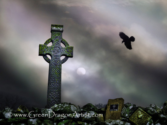 The History And Symbolism Of The Celtic Cross Irish Fireside