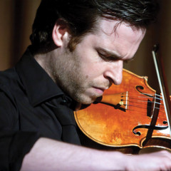 A Marriage of Classic and Contemporary Irish Music: Gregory Harrington on Violin