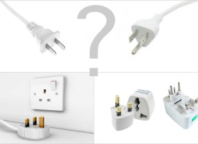 Q&A: What kind of adapter do I need to keep my electronics charged in Ireland?