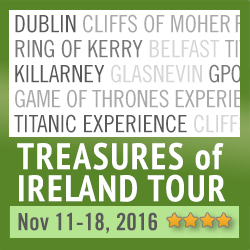 Ireland's Treasures North and South Tour
