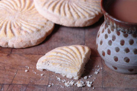 Irish Petticoat Tail Cookies