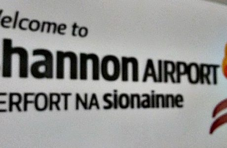 Airports in Ireland with the Irish Fireside and the Traveling in Ireland Podcast