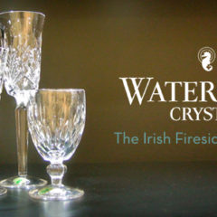 #106 Touring the NEW Waterford Crystal Factory – VIDEO
